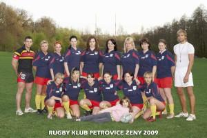 RKP ŽENY TEAM 2009