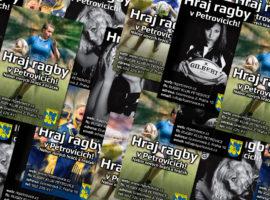 Nábor hráčů a hráček ragby všech věkových kategorií