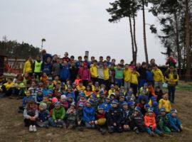 Jarní soustředění 2019 mládeže RKP
